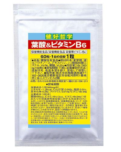 陶陶酒本舗 / 葉酸&ビタミンB6